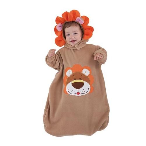 Saco de bebê fantasia Leon (0-12 meses)