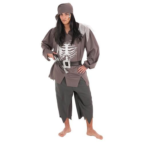 Pirata de fantasia adulto es