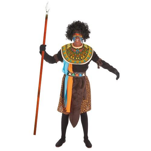 Fantasia adulto africana