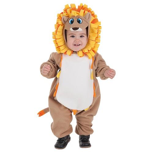 Fantasia de bebê Leonloco (0-12 meses)
