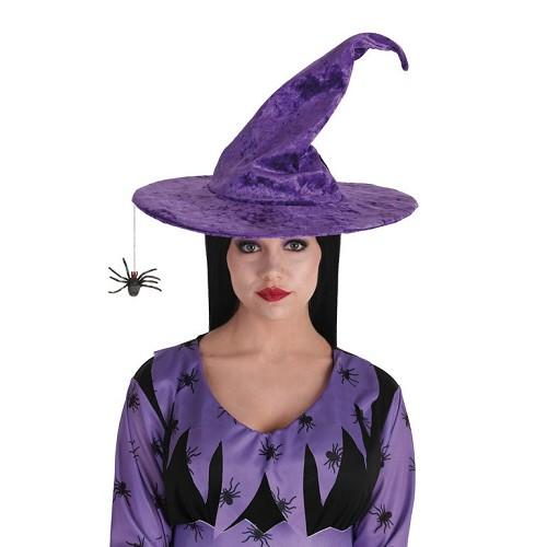 Spider de bruxa chapéu