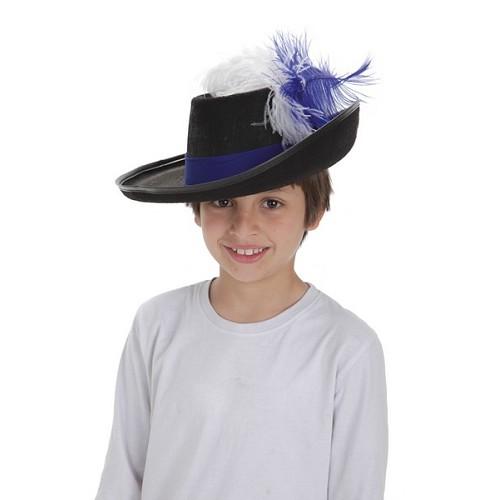 Mosqueteiro de chapéu