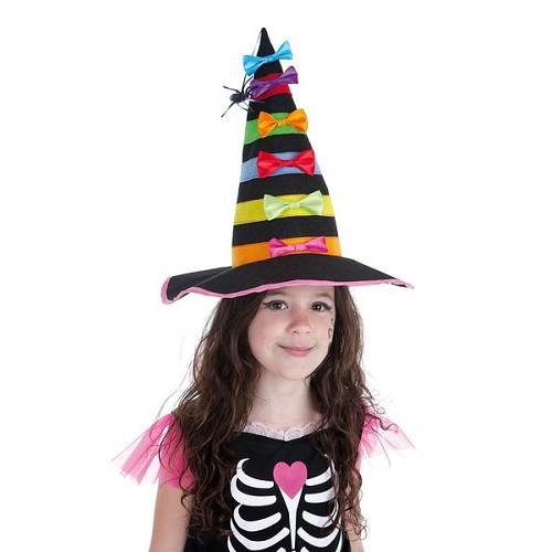 Chapéu bruxa arcos