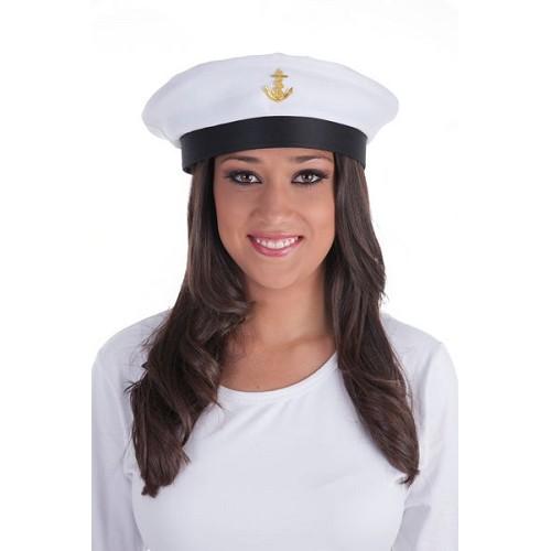 Chapéu marinho