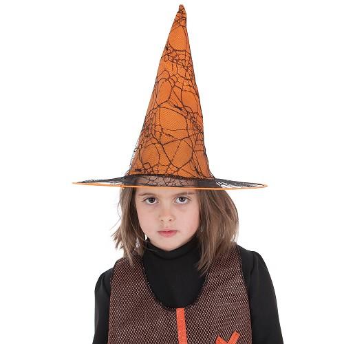 Bruxa de chapéu Alba