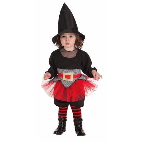 Bruxa de fantasia bebê Dolly ( 0-12 meses )