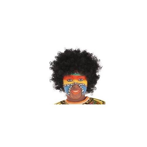 Peruca Afro adulto