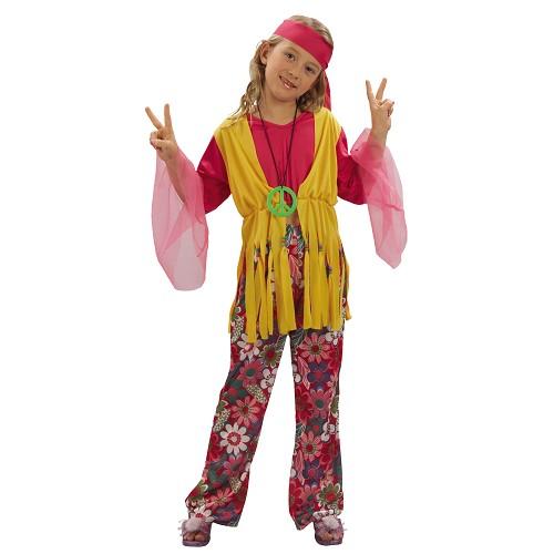 Menina hippie