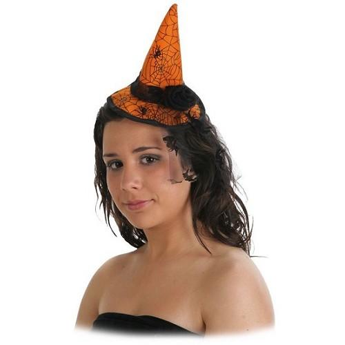 Bruxa de chapéu Peineta