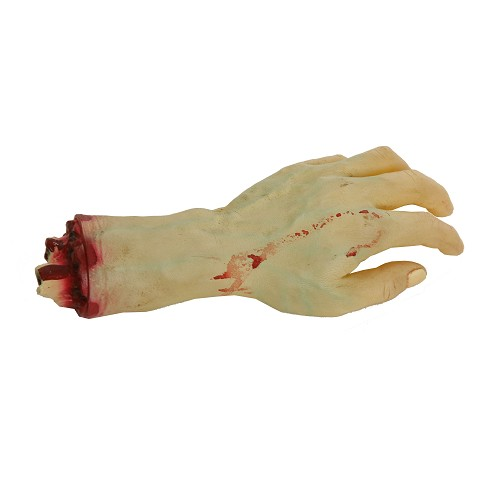Mão de 26 cm.