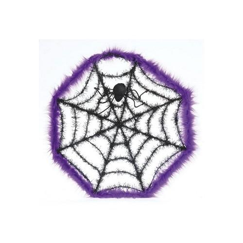 Rede com aranha