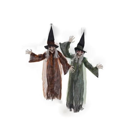 Suspensão de bruxa vaporosas 90cm