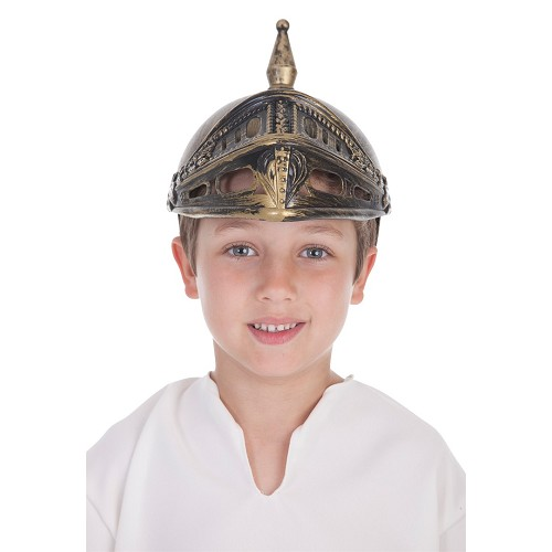 Capacete romano filho