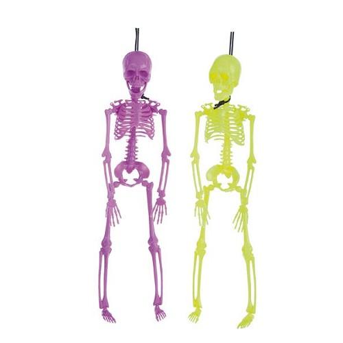 Néon esqueleto 41 cm