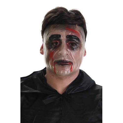 Máscara transparente