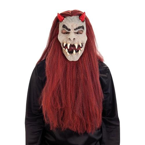 Máscara cabelo-barba