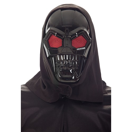 Máscara metálica
