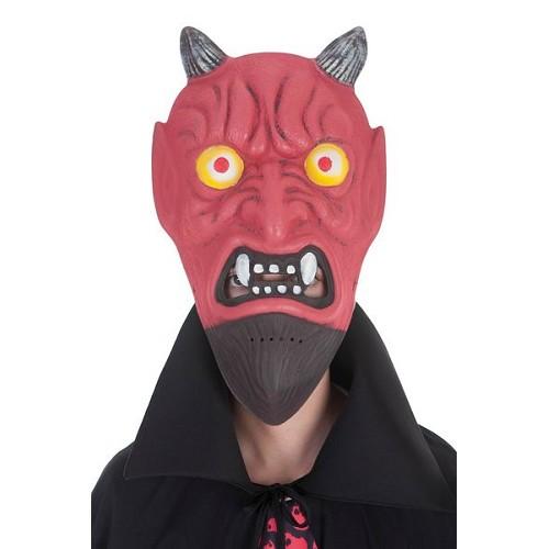 Máscara Eva gigante diabo