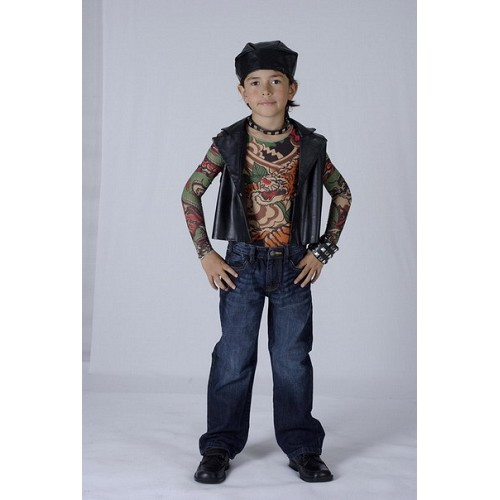 Chico Rokero tatuagens