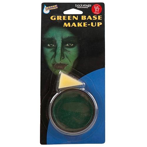 Frasco Maquiagem Verde