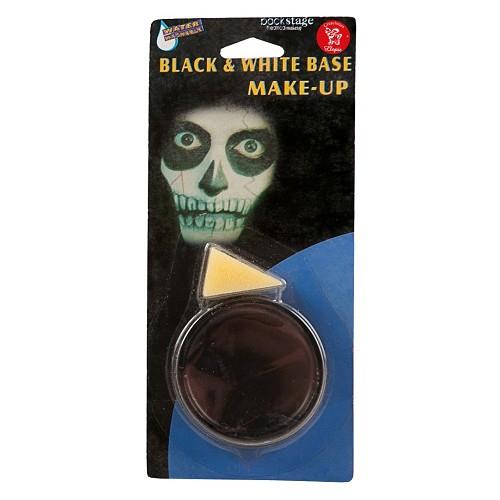 Frasco Maquiagem Preto
