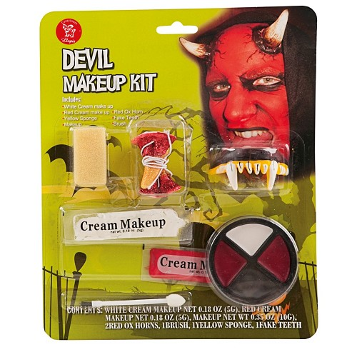 Daemon de Kit de maquiagem