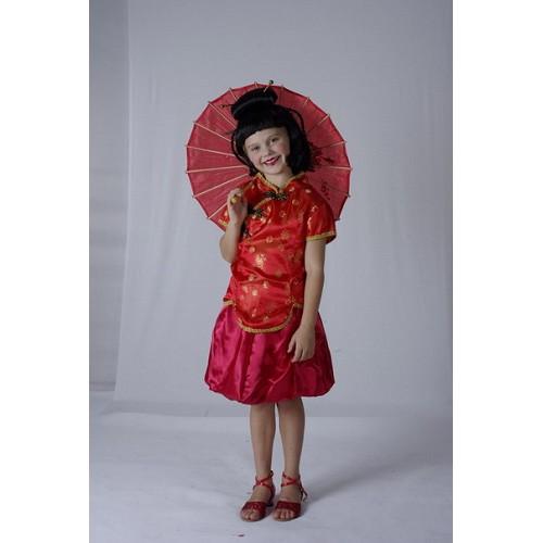 Trajes chineses infantil