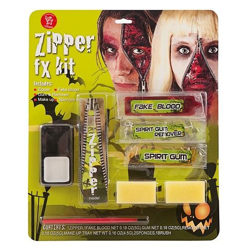 maquiagem de luxo Zipper em setembro