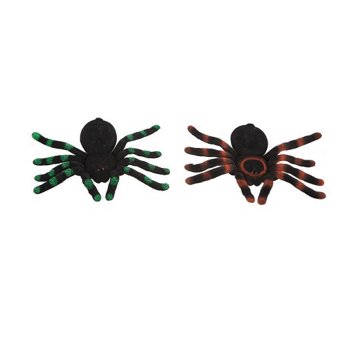 Aranha glitter 21 x 18 cm