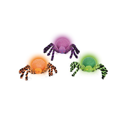 Bola de Spider com luz