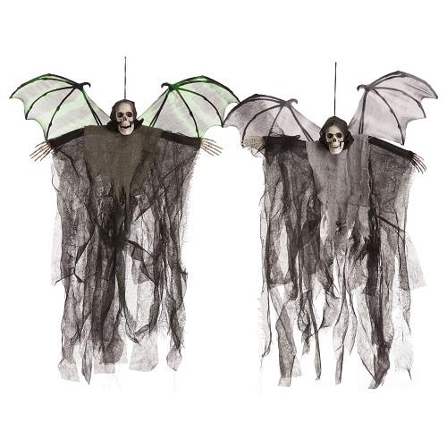 Suspensão vampiro asas 60cm.