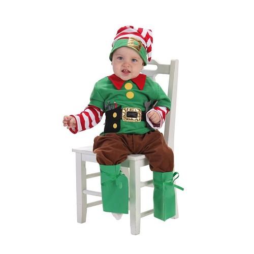 FANTASIA de bebê Elf (0 a 12 meses)