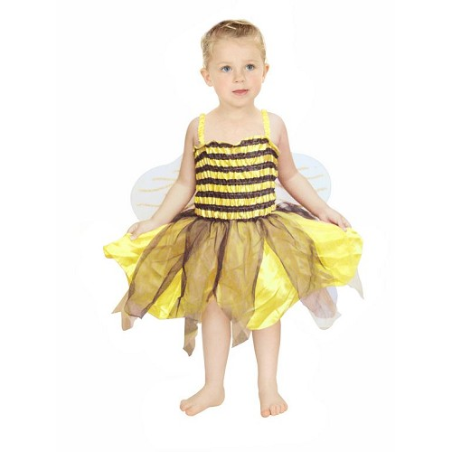 Fantasia de abelha bebê (0 a 12 meses)