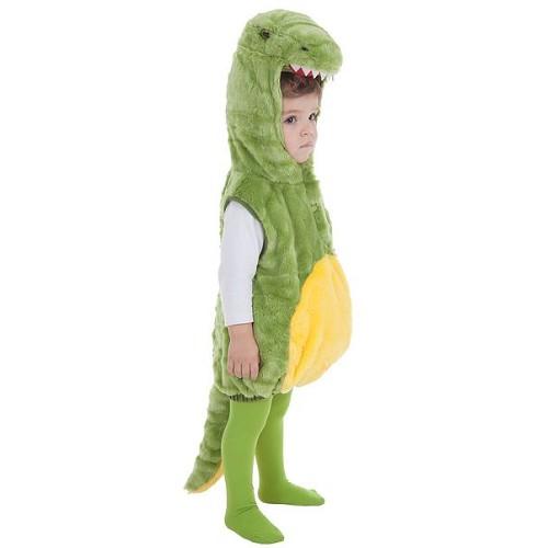 Fantasia bebê crocodilo (0 a 12 meses)