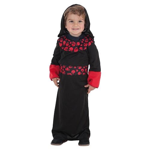 Fantasia de túnica bebê Shivery (0 a 12 meses)