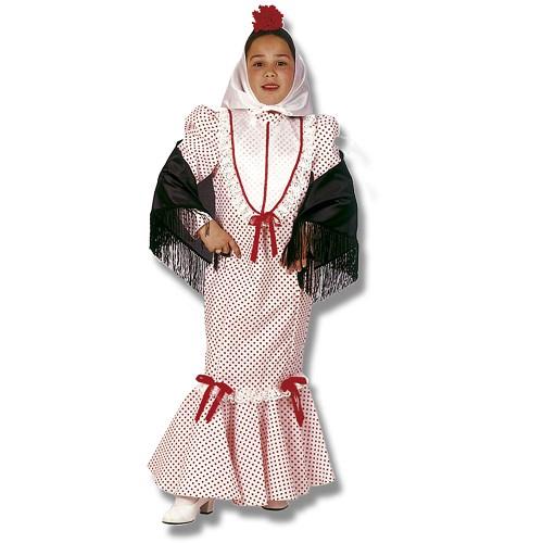 Criança costume Chulapa