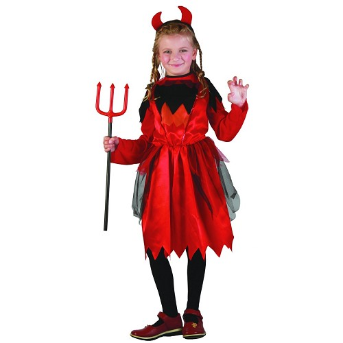 Fantasia infantil de Red Devil