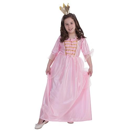Criança fantasia princesa