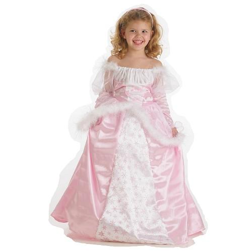 Infantil Fantasias Princesa Lux
