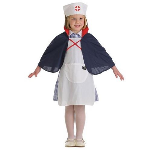 Fantasia de enfermeira