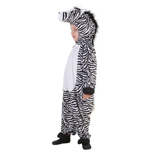 Fantasia infantil Zebra t-s