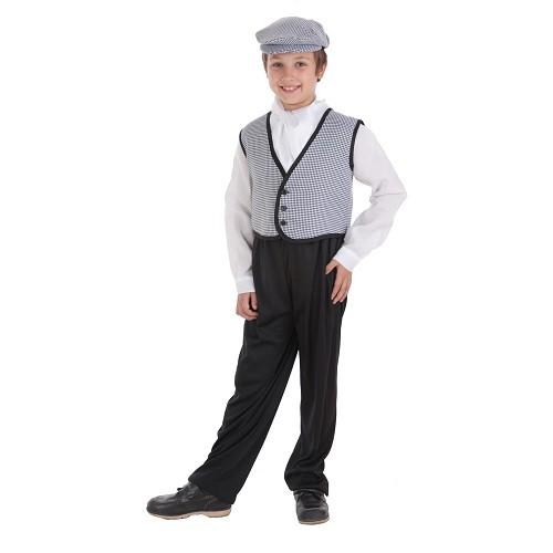 Criança costume Chulapo