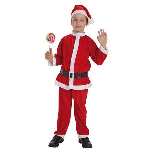 Infantil fantasias Papai Noel