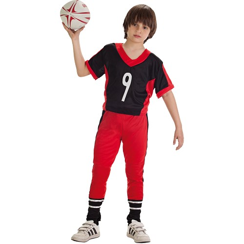 Fantasia infantil de jogador de beisebol