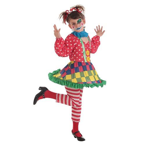 Palhaço de criança traje Spotty