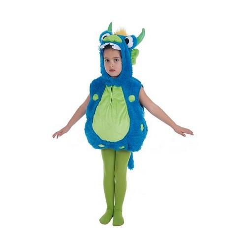 Infantil fantasia monstro azul 5 / 6 anos