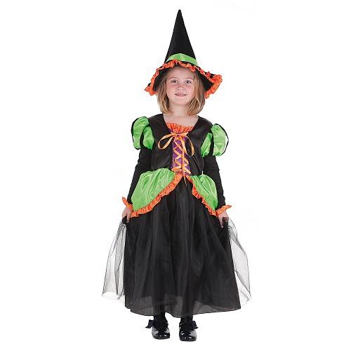 Bruxa de fantasias infantis Luisi