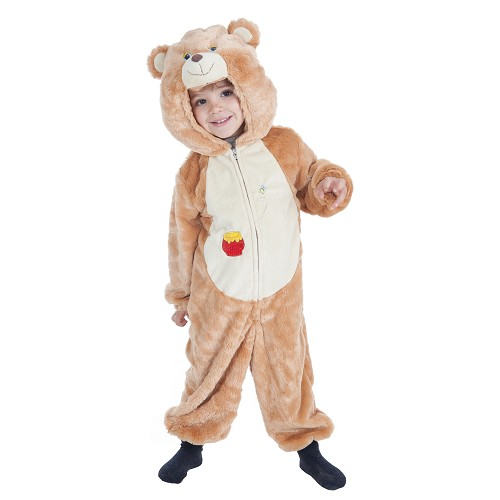 Fantasia Inf. Urso de mel (3-4 anos)