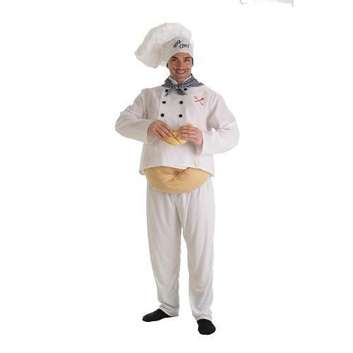Fantasia Adulto de chef