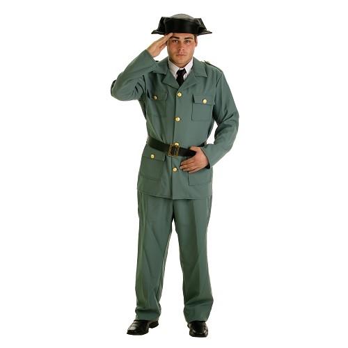 Guarda homem traje adulto